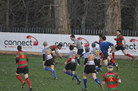 CIYMS 2nd XV 49 – Lisburn 2nd XV