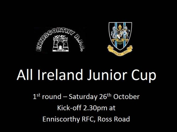 ALL IRELAND JUNIOR CUP: PREVIEW