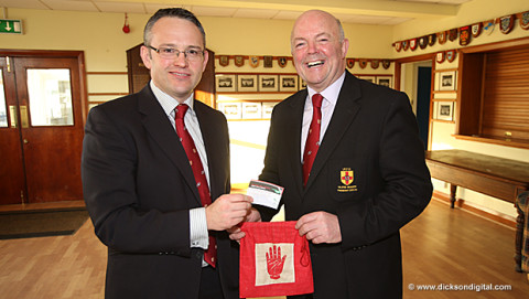 CIYMS winner in IRFU draw