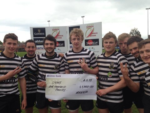 CIYMS TV: CI win 3rd Carrick 7's title